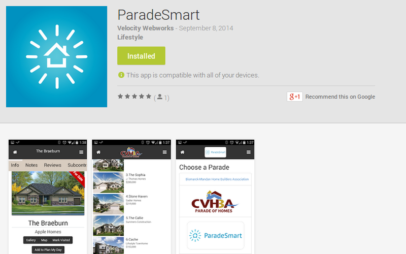 Image for ParadeSmart Basic App Available Now